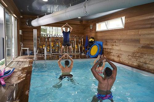 Cours d'aqua santé à Grenoble, Seyssinet-Pariset