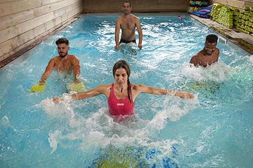 Cours d'Aqua training à Grenoble