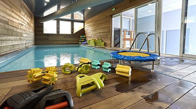 Aqua experience, votre centre sportif à Grenoble, Seyssinet-Pariset